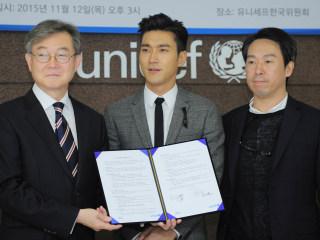 Korean Pop Stars Join UNICEF's #IMAGINE Project