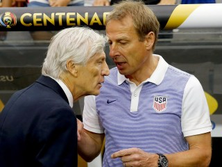 U.S. Soccer's Jurgen Klinsmann is Reportedly Linked with England