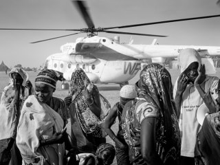Slices of Humanity Feed a Starved South Sudan