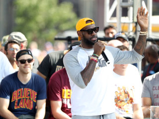 LeBron James Opts Out of Cavs Contract, Expected to Re-Sign