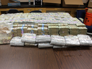 Miami Police Find Record $24 Million During Drug Bust