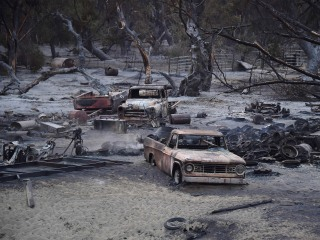 End Said to Be Near in Deadly California Wildfire
