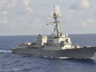 U.S. Accuses Russian Warship of 'Unsafe' Maneuver in Mediterranean