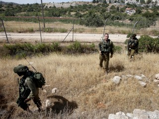 Israeli Military: Palestinian Suspected Terrorist Fatally Stabbed Teen in Bedroom