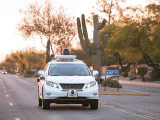 Americans Want Tech Firms, Not Automakers, to Steer Self-Driving Cars