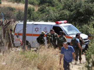 Israeli Military: Palestinian Terrorist Fatally Stabbed Teen in Bedroom