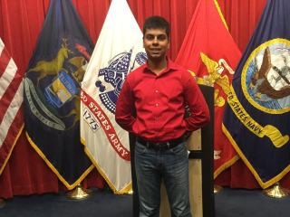Marines Expand Hazing Probe Following Recruit Raheel Siddiqui's Death