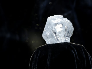 1,109-Carat Diamond Flops at London Auction