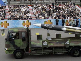 Taiwan Accidentally Fires Missile Toward Rival China, Hits Boat