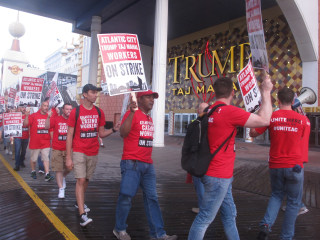 What to Know About Workers Strike at Trump Taj Mahal