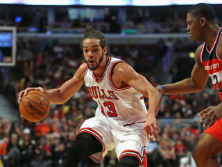 Report: Knicks, Noah Progressing on Four-Year $70 Million Deal