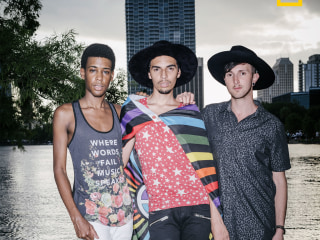 Orlando Strong: Powerful Portraits Show LGBT Unity