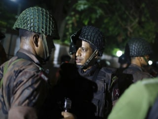 Attackers Take Hostages in Dhaka, Capital of Bangladesh
