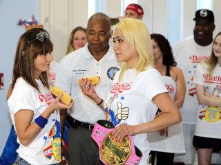 Miki Sudo to Defend Nathan's Hot Dog Eating Championship