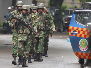 Bangladesh Hostage Standoff Ends, All Attackers Dead: Police