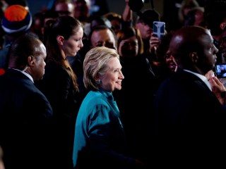 First Read's Morning Clips: Clinton's Lead Slips