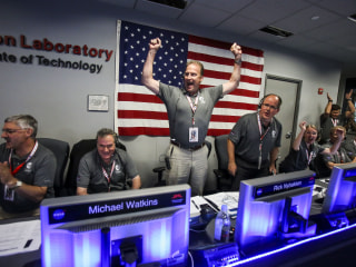 NASA's Juno Spacecraft Enters Jupiter's Orbit After 5-Year Journey