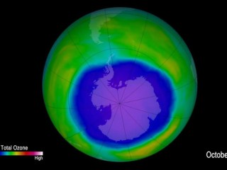 The Ozone Layer Is Bouncing Back, Scientists Say