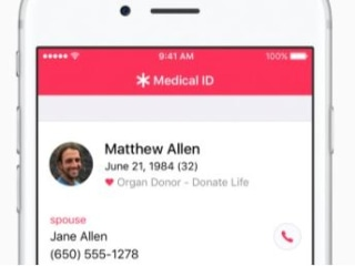 Apple Urges Organ Donation via New iPhone Software