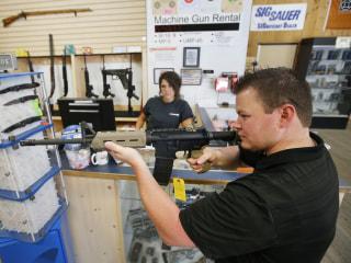 After Orlando Massacre, Gun Sale Background Checks Spike in June