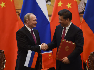 Russia-China Economic and Trade Partnership Falters