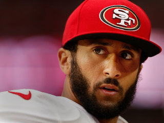 #VeteransForKaepernick: 49ers Quarterback Finds Support Online