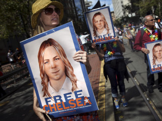 Army Leaker Chelsea Manning on Obama's 'Short List' for Commutation