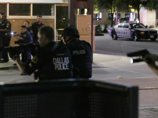 Dallas Police Used Robot With Bomb to Kill Ambush Suspect: Mayor