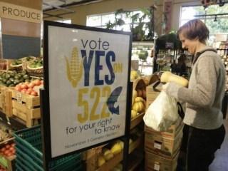 GMO Food Labeling Bill Passes Senate