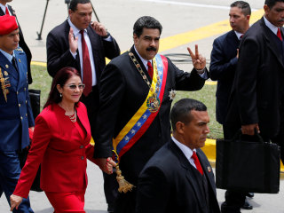 Venezuela: Congress Opens Political Trial Against Pres. Maduro