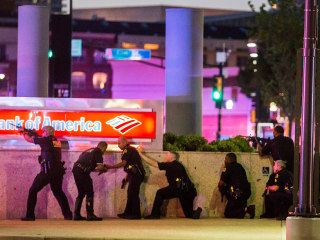 Experts: Robot Bomb Used Against Dallas Was 'Reasonable'