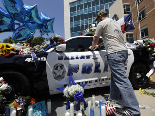 Dallas Suspect Was Upset About Recent Police Shootings, 'Wanted to Kill White People'
