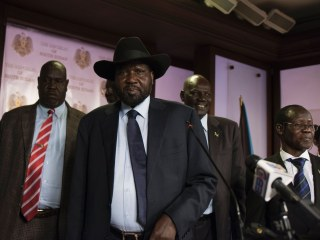 Renewed Fighting Breaks Out Across South Sudan Capital Juba