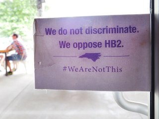 November Trial Set for Dueling Lawsuits Over North Carolina's HB2