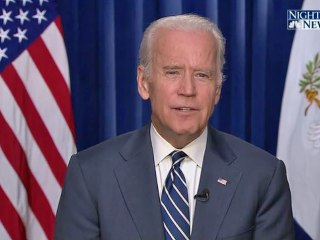 Vice President Joe Biden Filming Cameo on 'Law & Order' in Rape Kit Episode