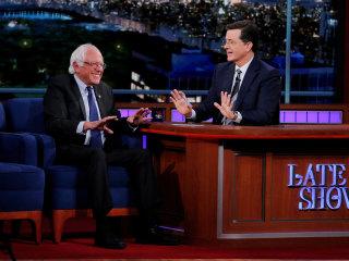 Bernie Sanders' Presidential Bid in Pictures
