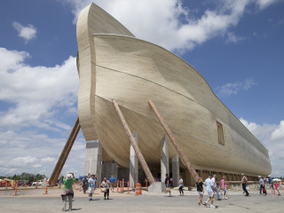 'Absolutely Wrong': Bill Nye the Science Guy Takes on Noah's Ark Exhibit