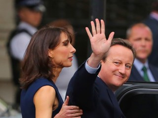 Changing of the Guard: British PM David Cameron Steps Down