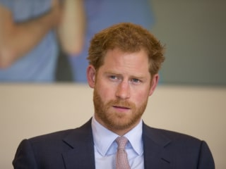 Prince Harry Reveals He Suffered Panic Attacks After Diana's Death