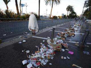 First Read: Terror Shellshock
