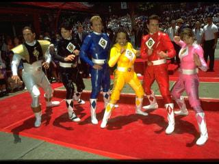 Original 'Power Ranger' Talks Coming Out, Hollywood Homophobia