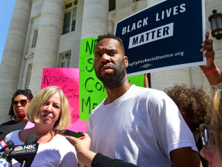 Yale Janitor's Act of Civil Disobedience a Stand Against Racism