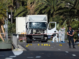 Nice Truck Driver Planned Attack a Year Ago, Had Accomplices