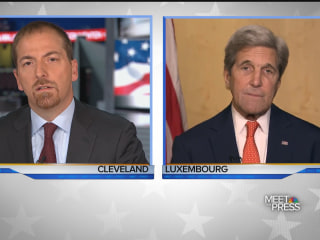 Kerry: Relationship with Russia Not 'Based on Trust'