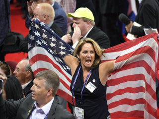 Political Drama Unfolds as GOP Convention Begins