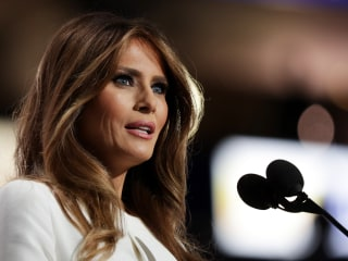 Melania-Mania: Future First Lady's Hometown Courts Tourists