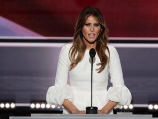 Staff Writer Takes Blame for 'Mistakes' in Melania Trump RNC Speech
