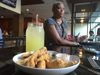 Behind RNC Barricades, Cleveland Soul Food Restaurant Loses Business