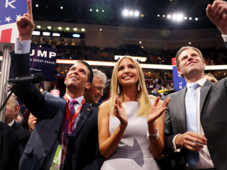 Trump's Kids Take the Stage and More Scenes from Day Two of the GOP Convention