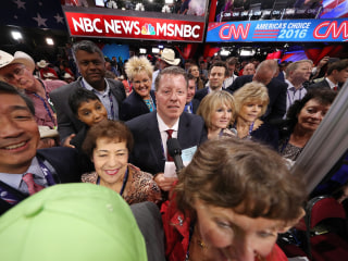 Asian-American Republicans at RNC Unite for Trump Following Nomination